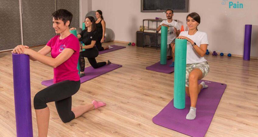 μαθημα pilates